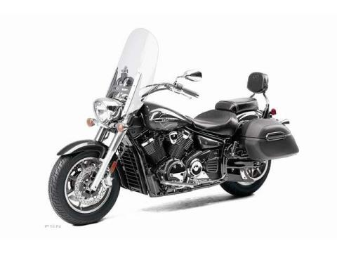 2012 Yamaha V Star 1300 Tourer in Arlington Heights, Illinois