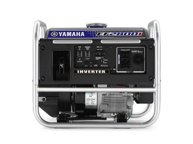 2012 Yamaha Inverter EF2800i in Denver, Colorado