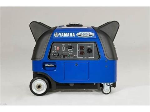 2012 Yamaha Inverter EF3000iS in Jasper, Alabama