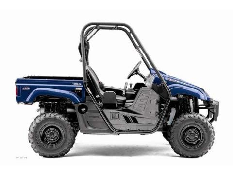 2012 Yamaha Rhino 700 FI Auto. 4x4 in Dickinson, North Dakota