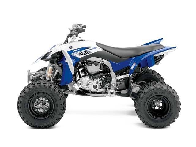 New 2014 yamaha yfz450r atvs in monroe wa for 2014 yamaha atv