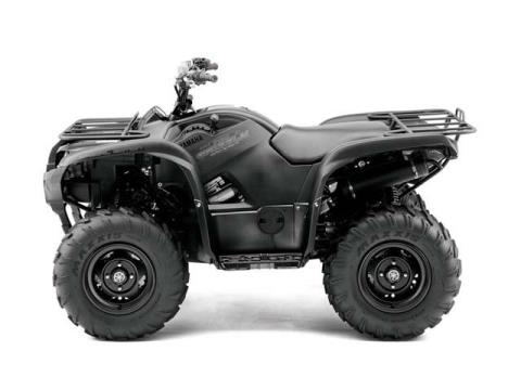 2014 Yamaha Grizzly 700 FI Auto. 4x4 EPS Special Edition in Monroe, Washington