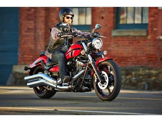 2014 Yamaha Raider in Northampton, Massachusetts