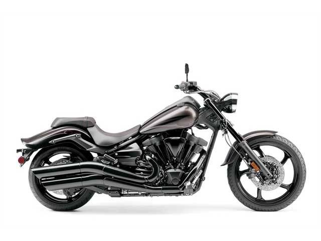 2014 Yamaha Raider SCL in Long Island City, New York
