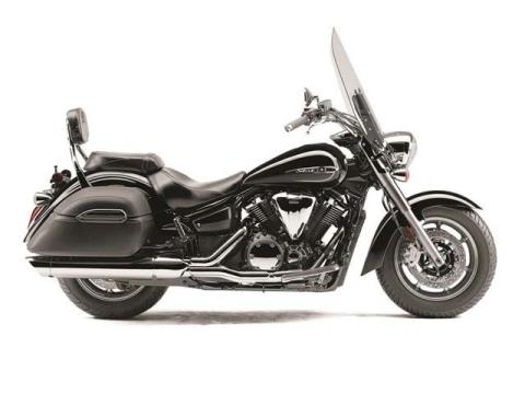 2014 Yamaha V Star 1300 Tourer in Cookeville, Tennessee