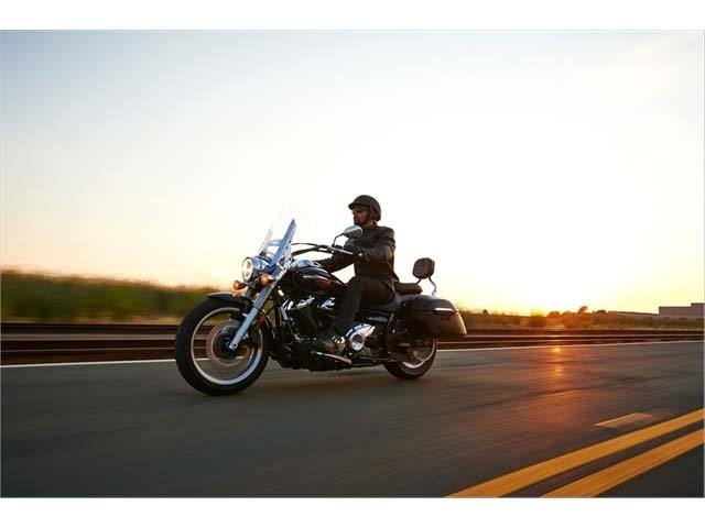 2014 Yamaha V Star 950 Tourer in Bemidji, Minnesota