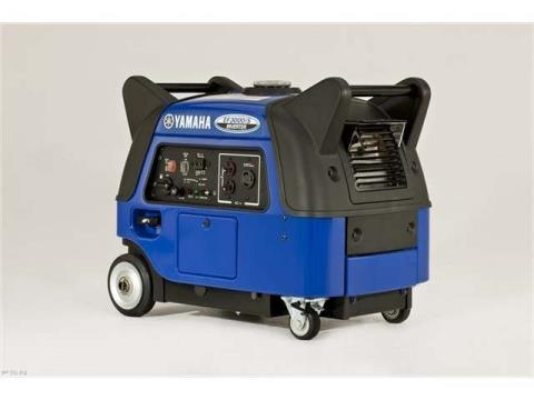 2014 Yamaha Inverter EF3000iS in Denver, Colorado