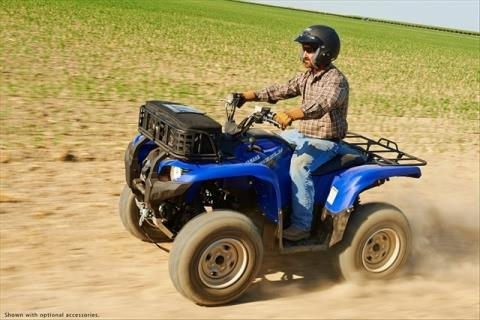 2015 Yamaha Grizzly 700 4x4 in Meridian, Idaho
