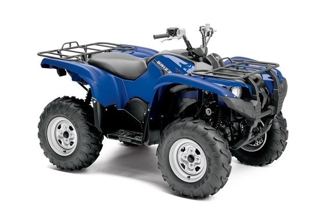 2015 Yamaha Grizzly 700 4x4 in Denver, Colorado