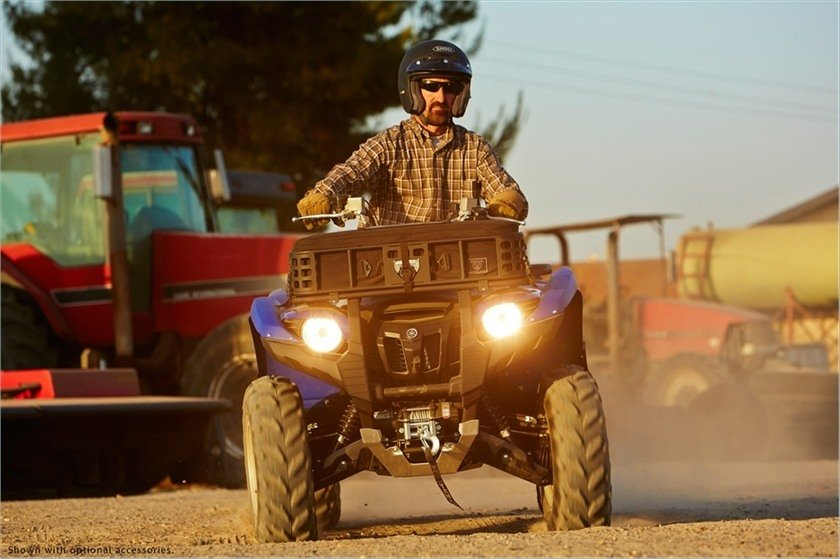 2015 Yamaha Grizzly 700 4x4 EPS in San Marcos, California