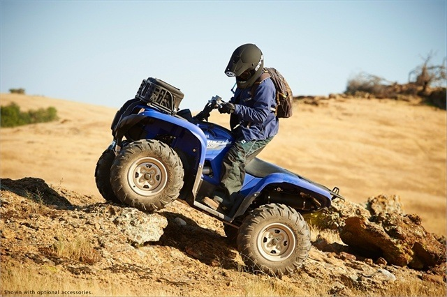 2015 Yamaha Grizzly 700 4x4 EPS in Meridian, Idaho