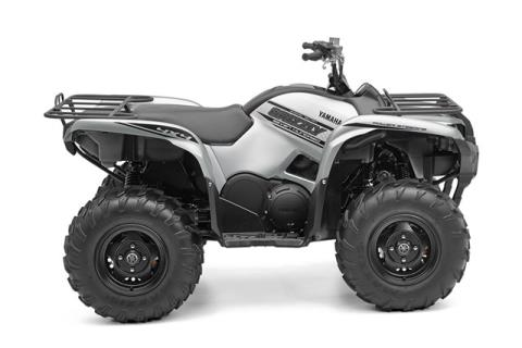 2015 Yamaha Grizzly 700 4x4 EPS SE in Denver, Colorado