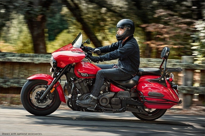 2015 Yamaha V Star 1300 Deluxe in Glen Burnie, Maryland