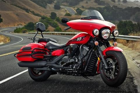 2015 Yamaha V Star 1300 Deluxe in Monroe, Washington
