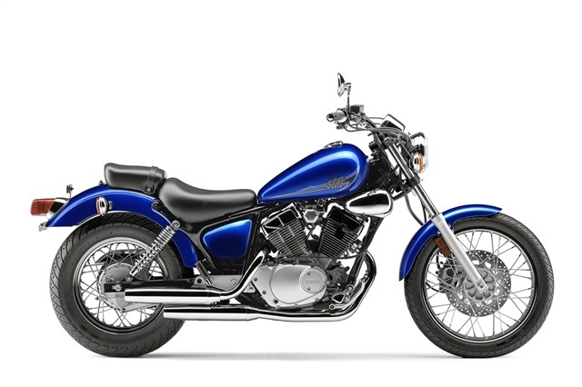 2015 Yamaha V Star 250 in Berkeley, California