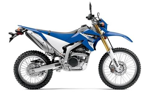 2015 Yamaha WR250R in Elyria, Ohio