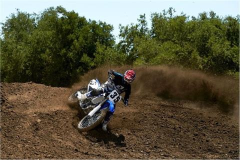 2015 Yamaha YZ250F in Carroll, Ohio
