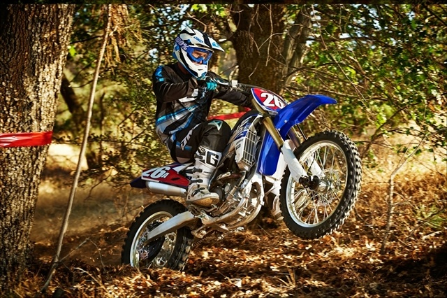 2015 Yamaha YZ250FX in Goleta, California