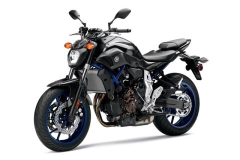 2015 Yamaha FZ-07 in Shelby, North Carolina