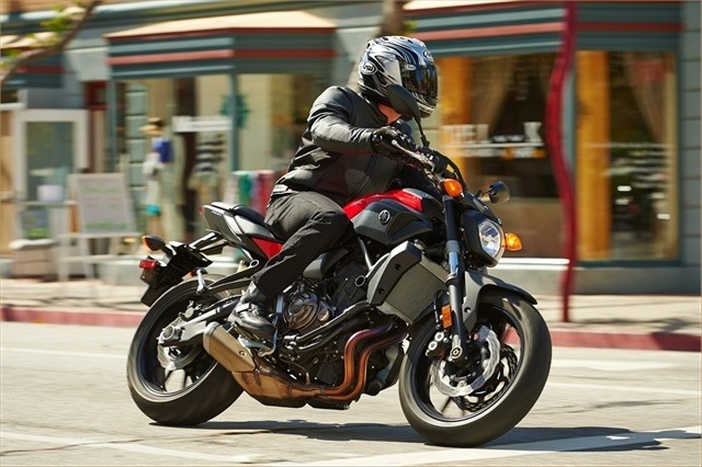 2015 Yamaha FZ-07 in Fairview, Utah