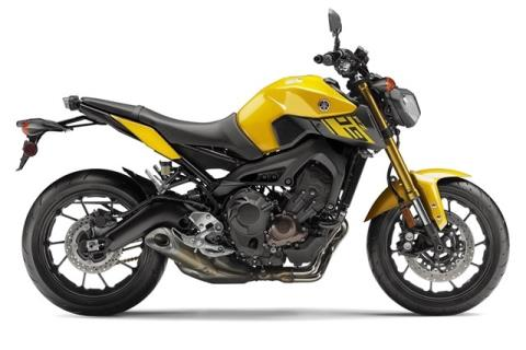 2015 Yamaha FZ-09 in Long Island City, New York