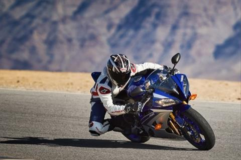 2015 Yamaha YZF-R6 in Denver, Colorado