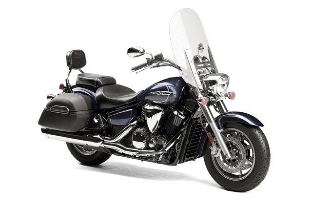 2015 Yamaha V Star 1300 Tourer in Monroe, Washington