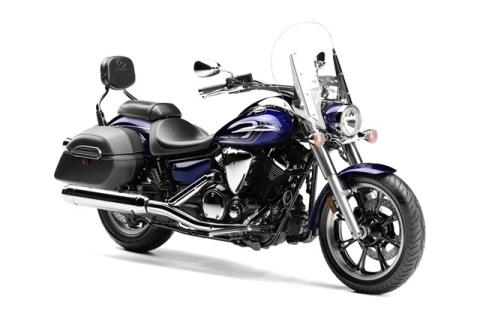 2015 Yamaha V Star 950 Tourer in Utica, New York