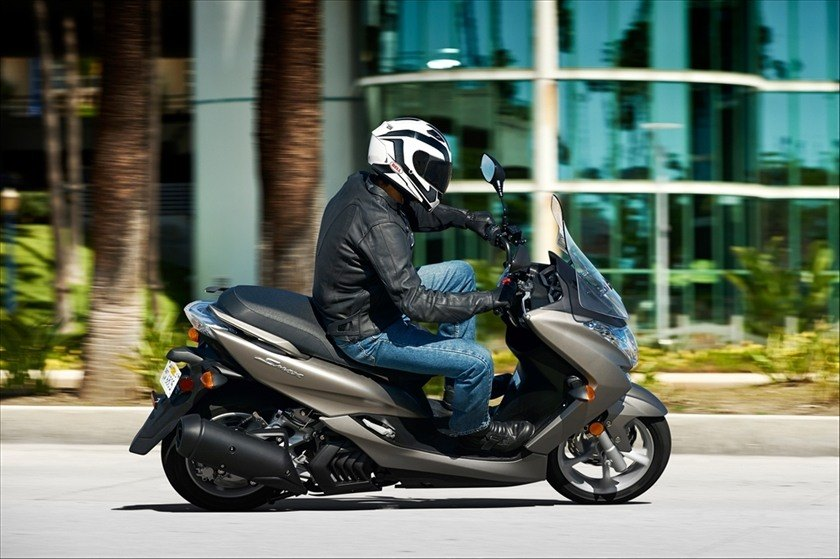 2015 Yamaha SMAX in La Habra, California