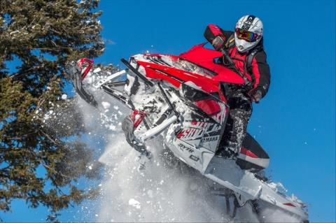 2015 Yamaha SRViper M-TX 153 SE in Denver, Colorado