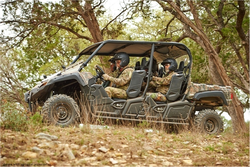 2015 Yamaha Viking VI EPS in Denver, Colorado