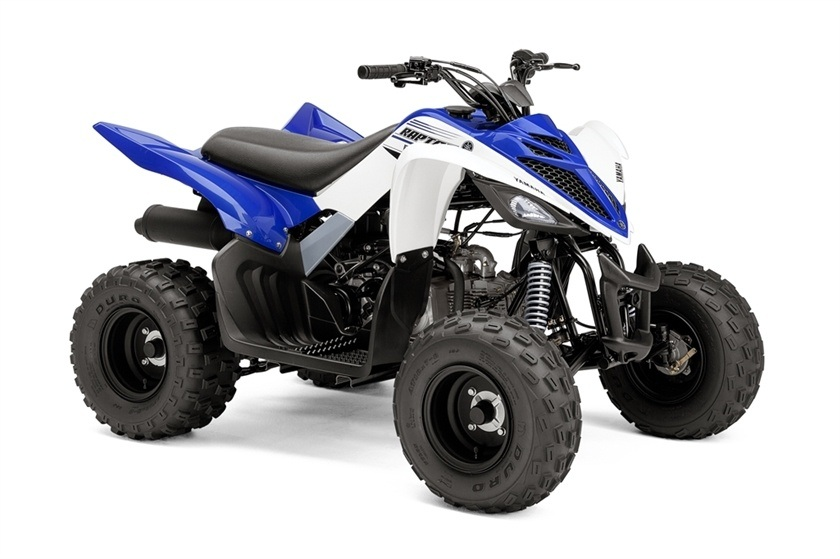 2016 Yamaha Raptor 90 in New Castle, Pennsylvania