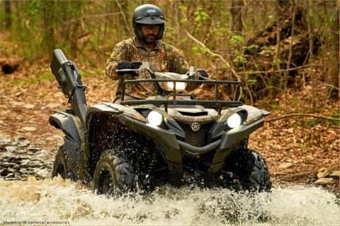 2016 Yamaha Grizzly in Rockwall, Texas