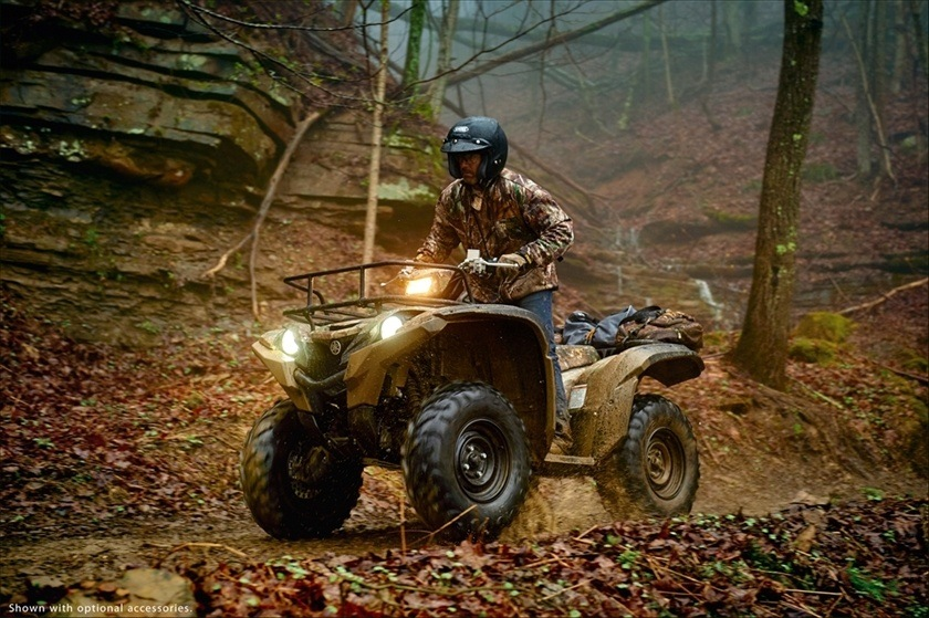 2016 Yamaha Grizzly in Allen, Texas