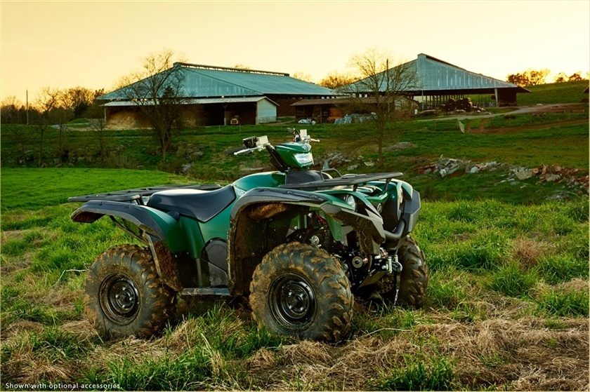2016 Yamaha Grizzly in Pittsburgh, Pennsylvania