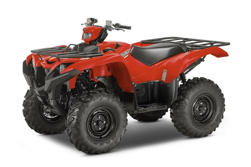2016 Yamaha Grizzly in Meridian, Idaho