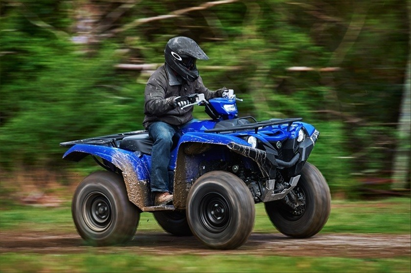 2016 Yamaha Grizzly EPS in Ebensburg, Pennsylvania