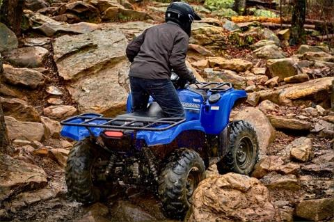 2016 Yamaha Grizzly EPS in Cookeville, Tennessee