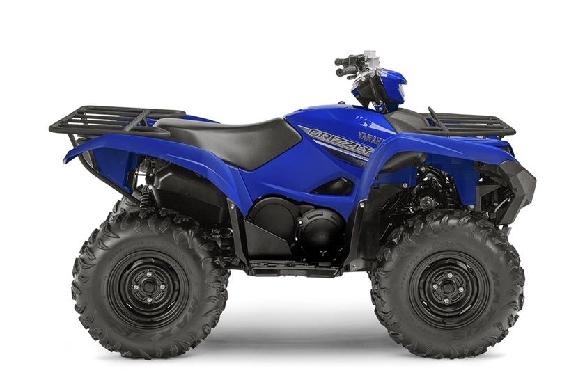 2016 Yamaha Grizzly EPS in Brewton, Alabama