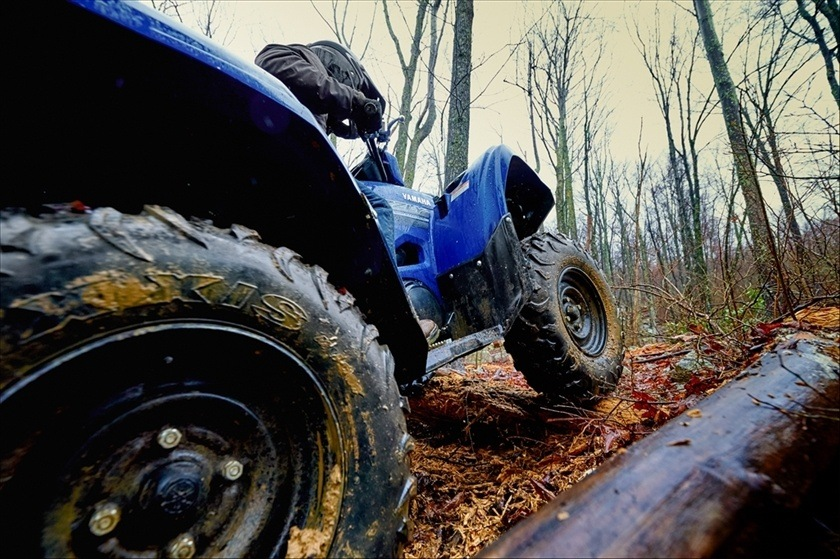 2016 Yamaha Grizzly EPS in Lowell, North Carolina