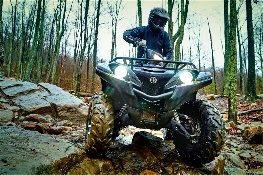 2016 Yamaha Grizzly EPS SE in Fontana, California