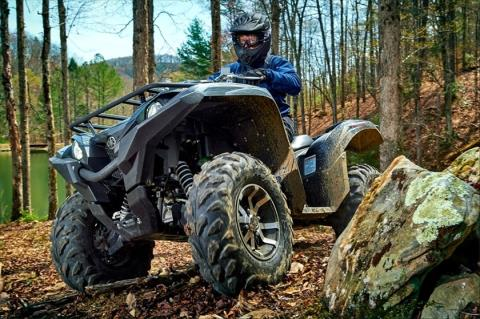 2016 Yamaha Grizzly EPS SE in Massillon, Ohio