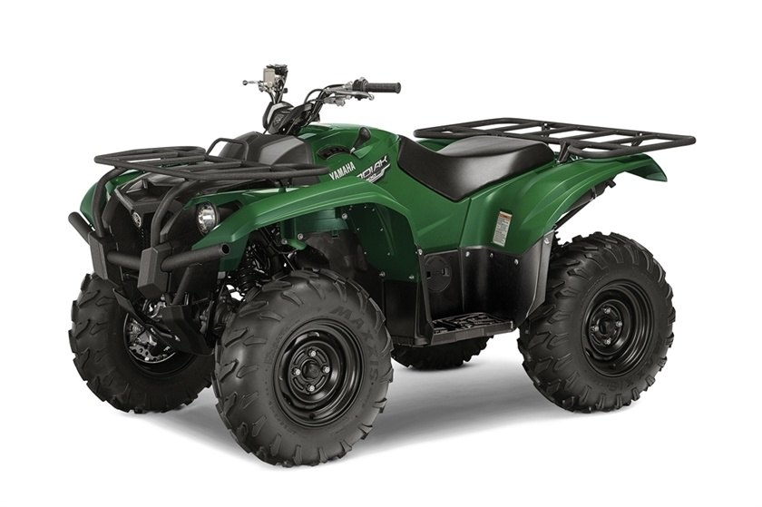2016 Yamaha Kodiak 700 in Bristol, Virginia
