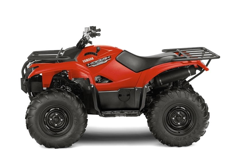 2016 Yamaha Kodiak 700 in Simi Valley, California