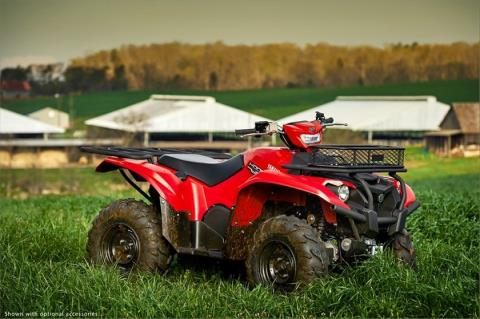 2016 Yamaha Kodiak 700 EPS in Simi Valley, California