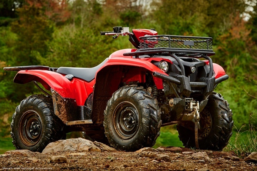 2016 Yamaha Kodiak 700 EPS in Meridian, Idaho
