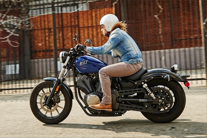 2016 Yamaha Bolt in Long Island City, New York