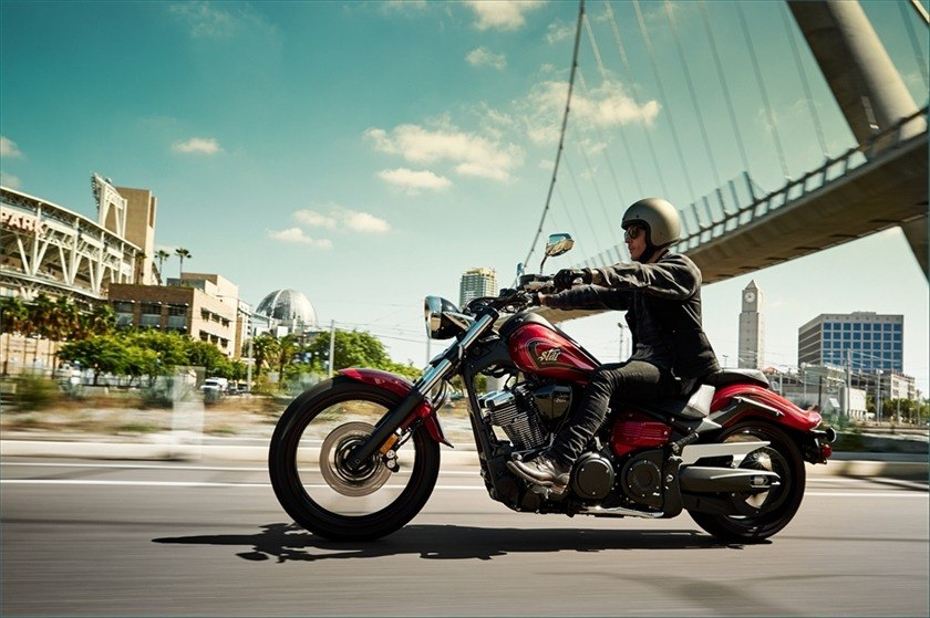 2016 Yamaha Raider in Berkeley, California