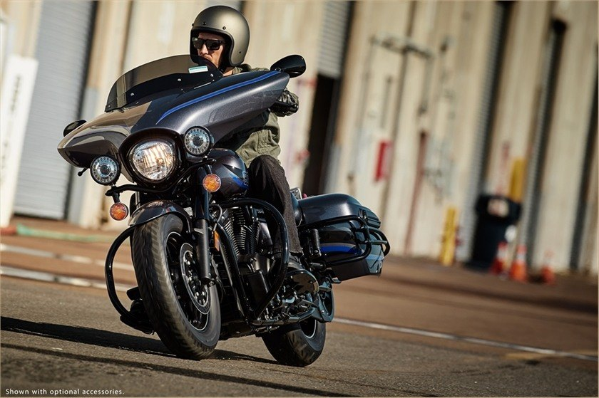 2016 Yamaha V Star 1300 Deluxe in Brewton, Alabama