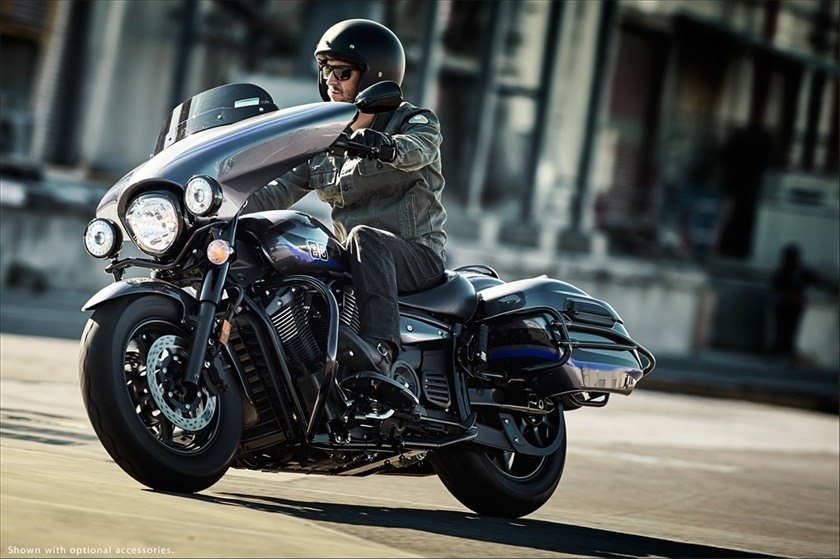 2016 Yamaha V Star 1300 Deluxe in Massillon, Ohio
